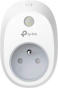 TP-Link HS100(FR) Prise connectée WiFi, Charge maximale 16A